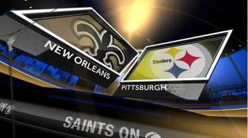 Nov. 30: New Orleans At Pittsburgh (noon)
