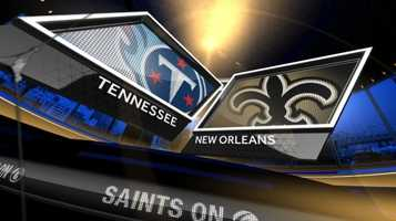 Preseason Week 2: Tennessee at New Orleans