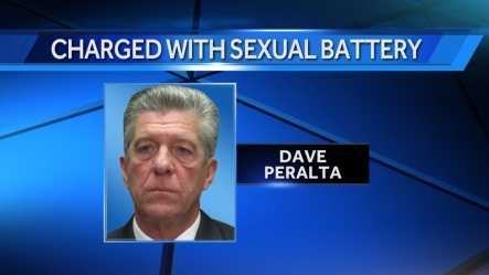 Dave Peralta charged