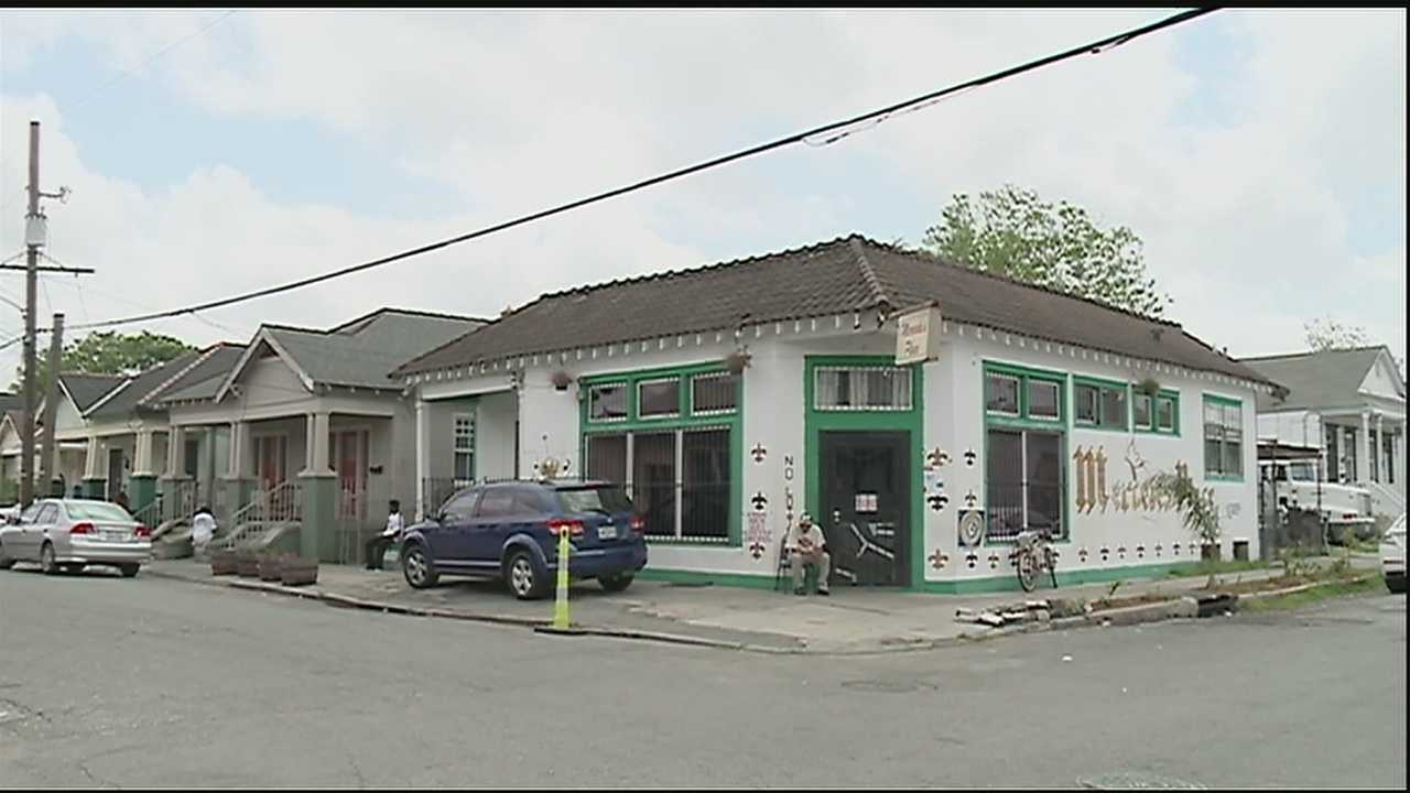 A bar in the Lower Ninth Ward that was shut down over a large amount of drugs found at the business is back open.