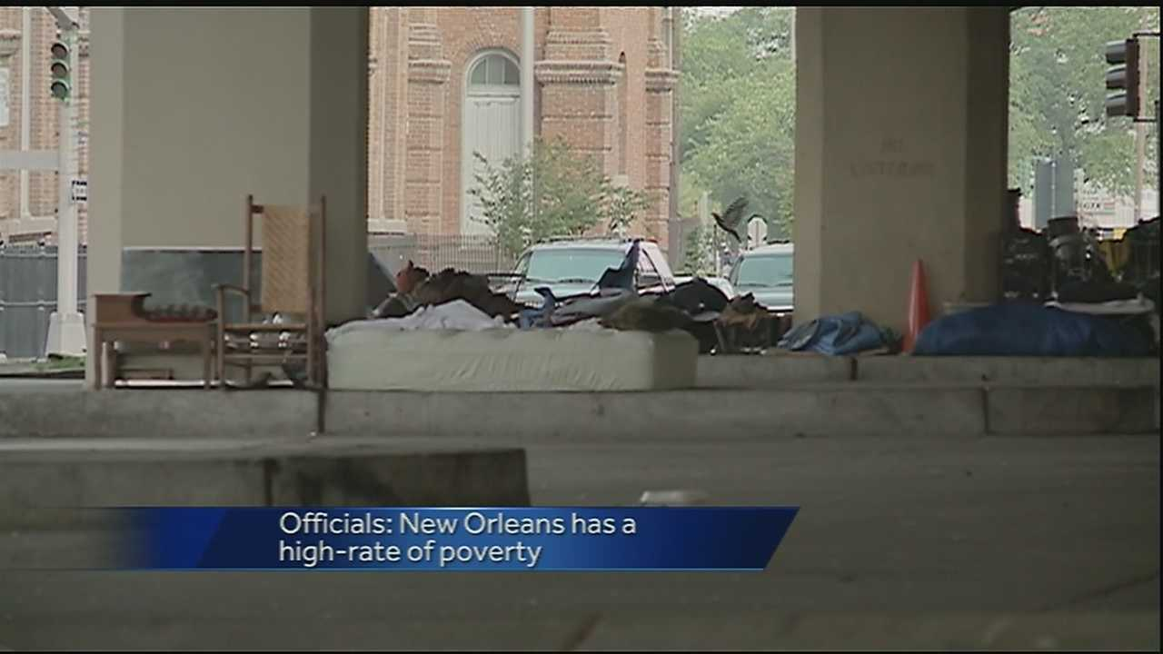 Unity of Greater New Orleans has been working to reduce homelessness to pre-Katrina numbers.