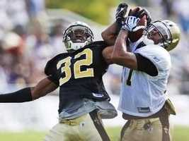 2007 – Robert Meachem, Wide Receiver (1st round, 27th overall pick)Noted Accomlishment: Member of Super Bowl XLIV Saints team