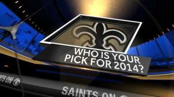 Who is YOUR top pick for 2014? Let us know in the comments here, or on Facebook or on Twitter! Stay tuned to WDSU.com on Thursday night for NFL Draft coverage.