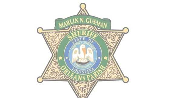 Orleans Parish Sheriff's Office logo