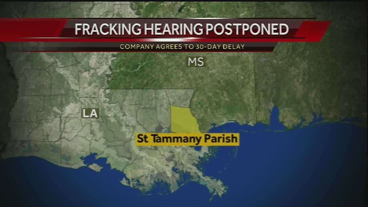 St. Tammany Parish President Pat Brister and Parish Council Chairman Reid Falconer have asked Helis Oil & Gas for more time to research and conduct due diligence before any hearings in front of state regulatory agencies.