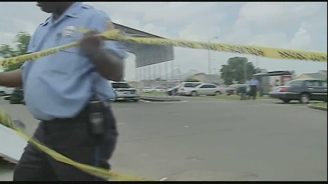 A violent weekend continued Monday in New Orleans.