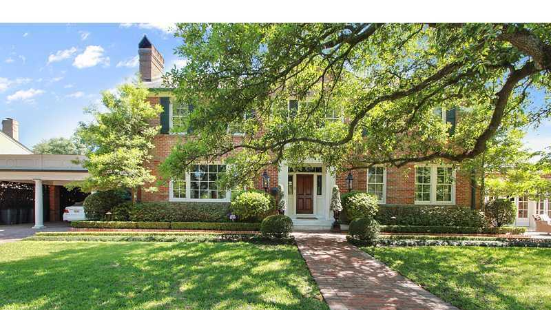 This home featured in this week's Mansion Monday slideshow is located at 414 Northline Street in Metairie and is listed at $3,339,000. Contact Gardner Realtors for more information - info@gardnerrealtors.com or by phone: 800-566-7801.