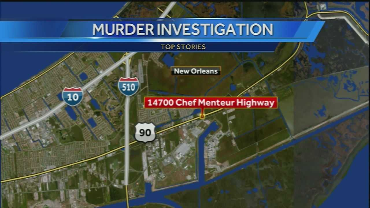 New Orleans police said a 25-year-old woman was killed on Friday in New Orleans East.