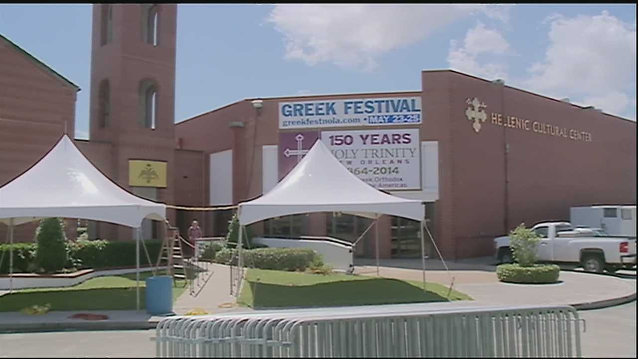 Greek Festival kicks off Friday