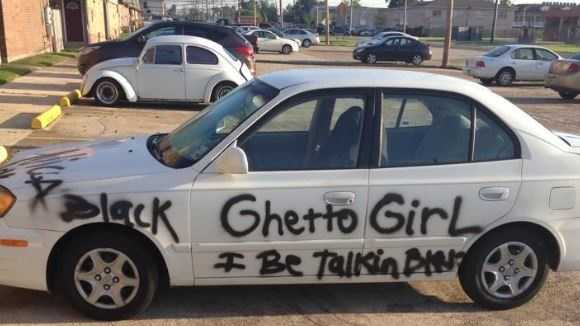 Vandalism car