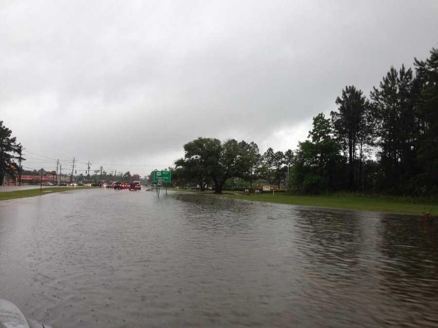 Collins Road in Covington