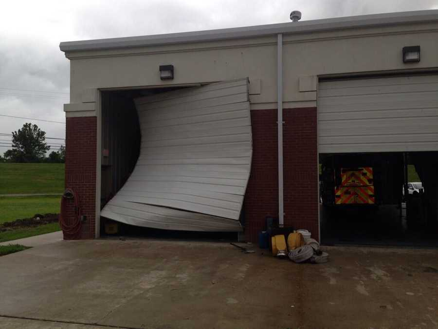 Edgard Fire Station