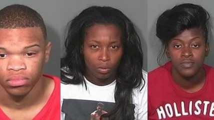 Family Robbery Trio