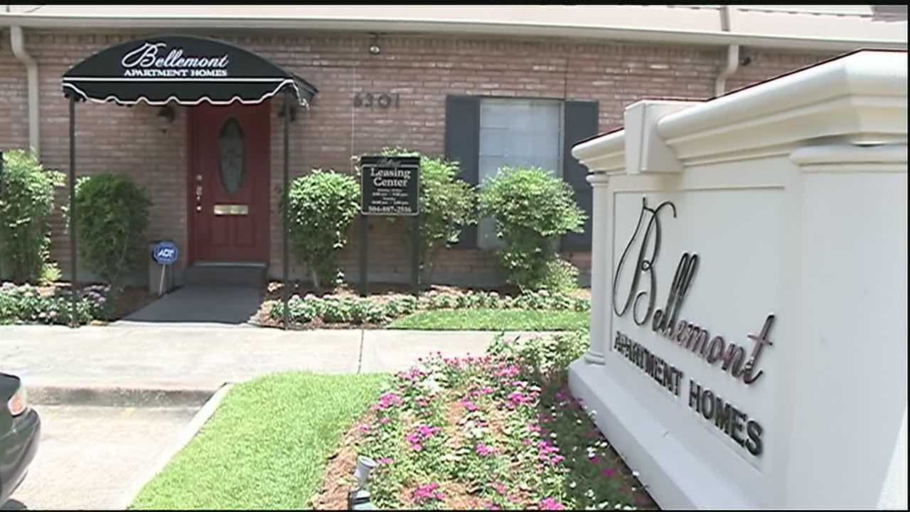 Tenants say the Bellemont Apartment Homes in Metairie are uninhabitable.