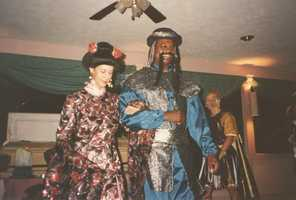 Early-1990s: Norman Robinson and Angela Hill