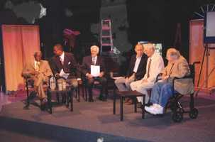 2008: Norman celebrating WDSU's 60th Anniversary