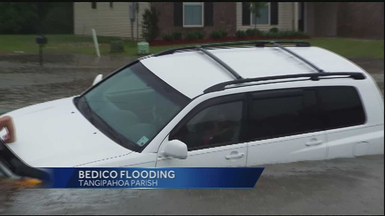 Subdivision seeks help from parish over drainage problems