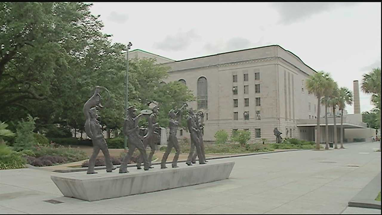 Concerns are being raised about the Municipal Auditorium