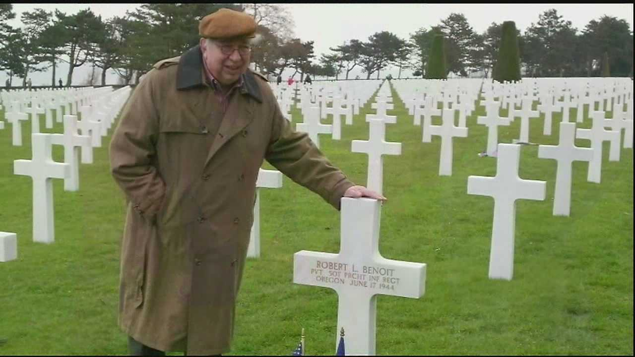 A brother remembers a man killed during the D-Day invasion.