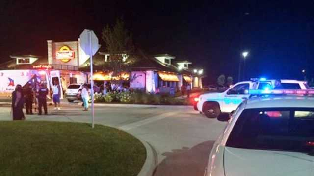 Injuries were reported following a fight with shots fired at a Slidell Cheddar's restaurant.