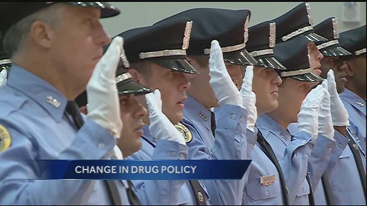 The New Orleans Police Department is changing its drug policy, allowing officers who have admittedly used drugs in the past to join the force.