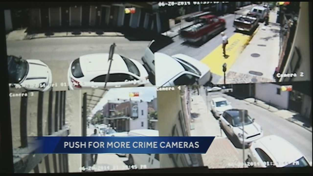 After two rapes reported in the French Quarter in 8 days, one group is pushing for more crime cameras.