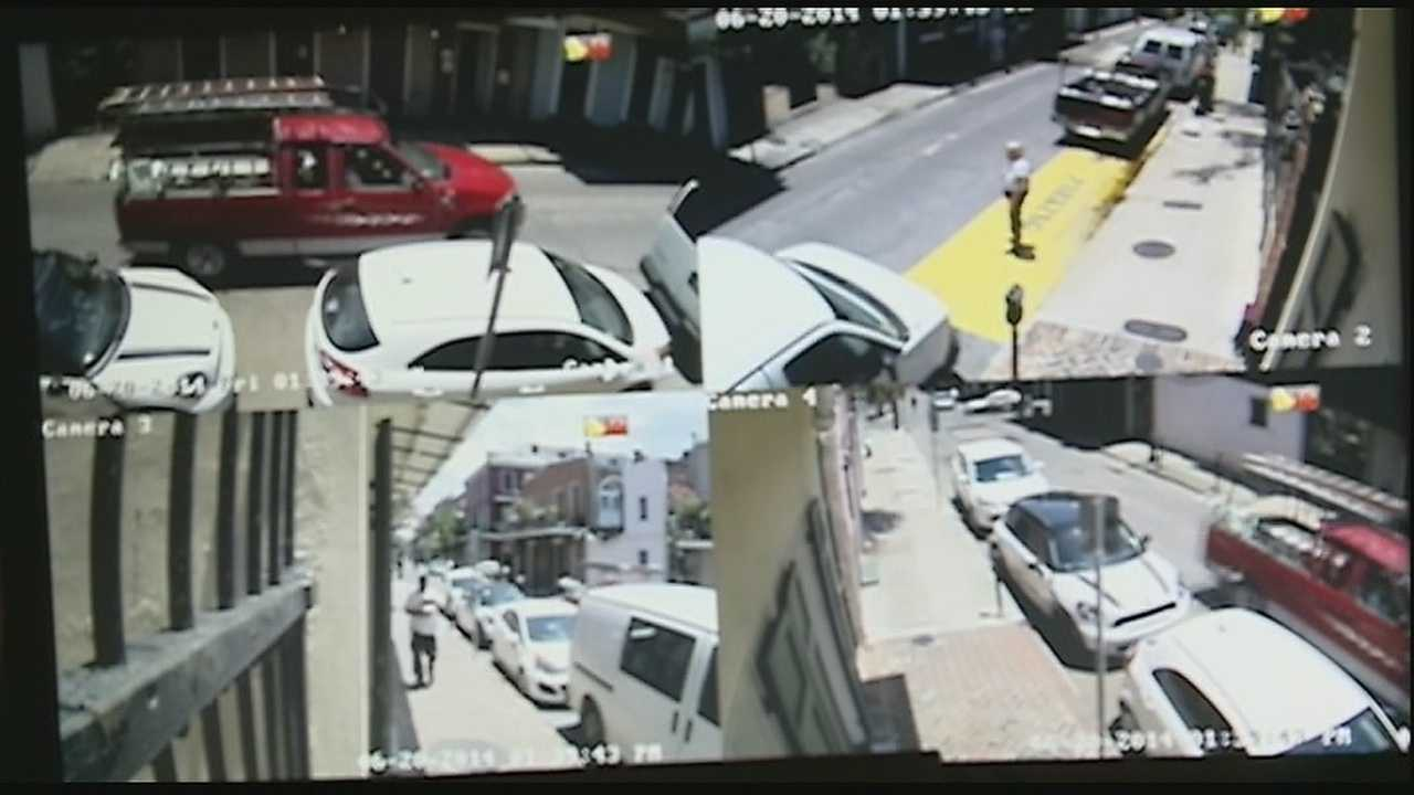 Two French Quarter residents who co-founded SafeCam 8, a crime fighting camera network, are trying to recruit more people to install their own security cameras and register them with SafeCam NOLA.