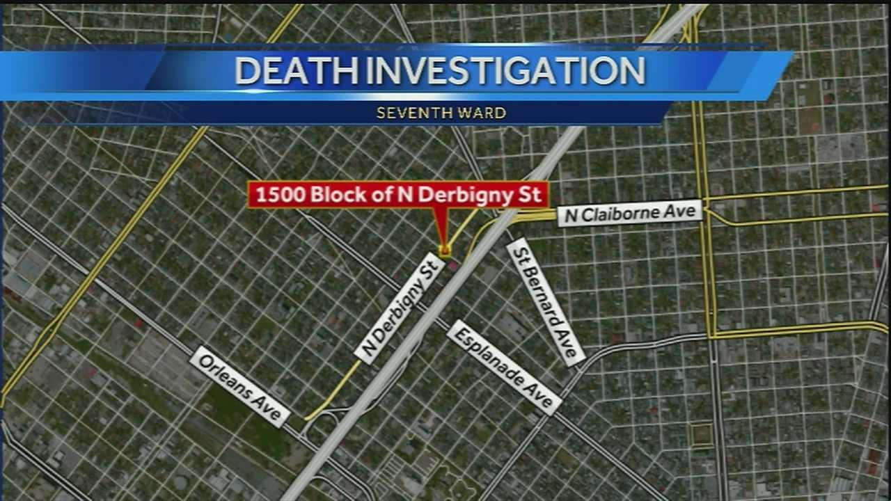 New Orleans police are investigating an unclassified death in the Seventh Ward.