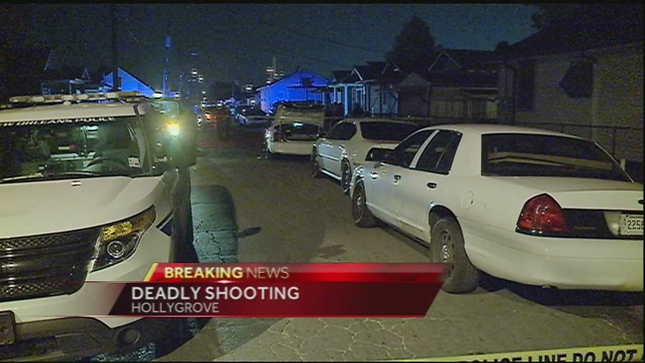 An 18-year-old man is dead after a shooting early Monday morning.