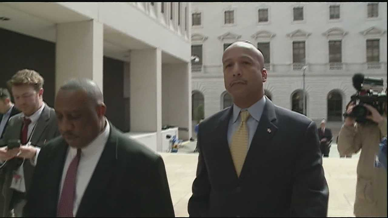 Community leaders speak out about Nagin's sentencing