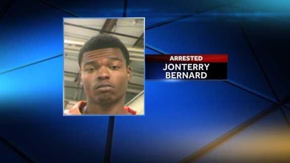 Jonterry Bernard arrested.jpg