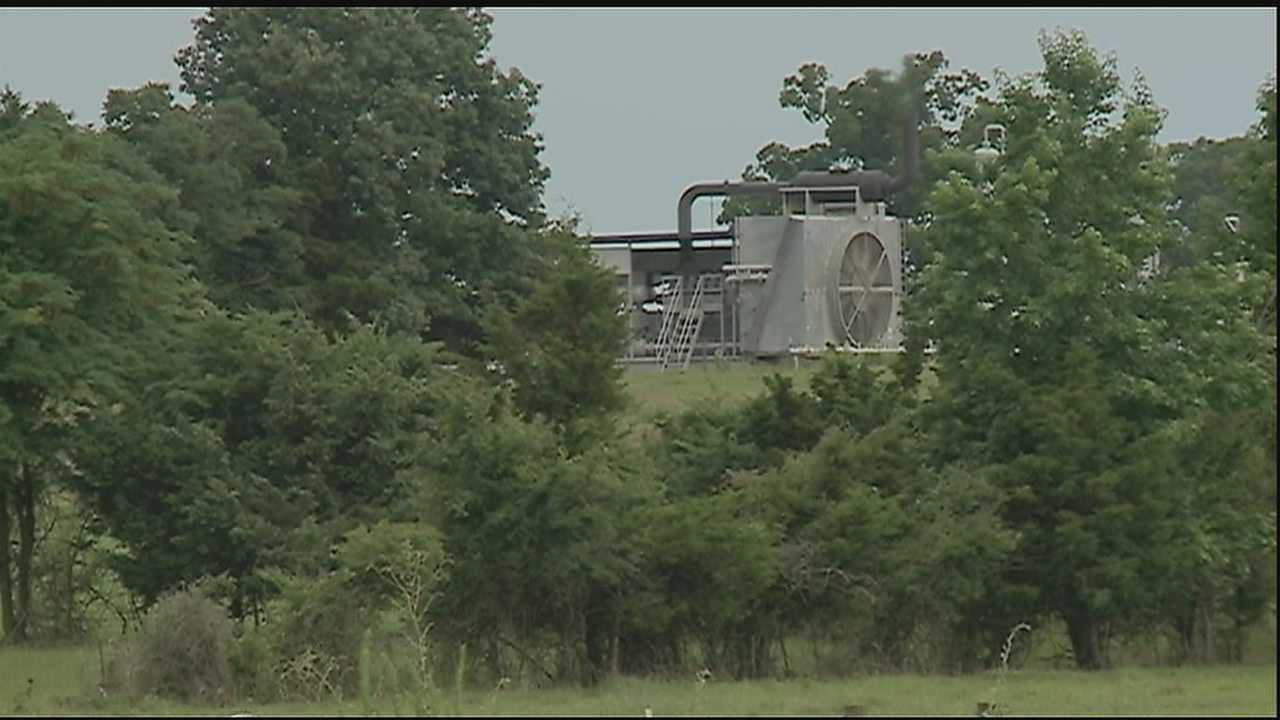 Fracking in Northwest Louisiana