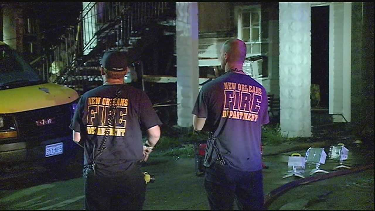 Time is critical when it comes to responding to a crime scene or fire and the New Orleans Fire Department is looking to make some changes.