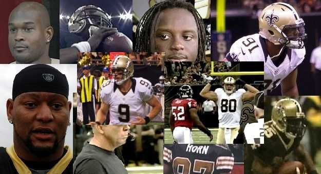 With Saints' Jimmy Graham signing a four-year, $40 million deal, he becomes the most recent in a long line of players to receive record-setting from team owner Tom Benson. Here is a look back at the record-setting or near record-setting deals Benson has given to players and coaches.