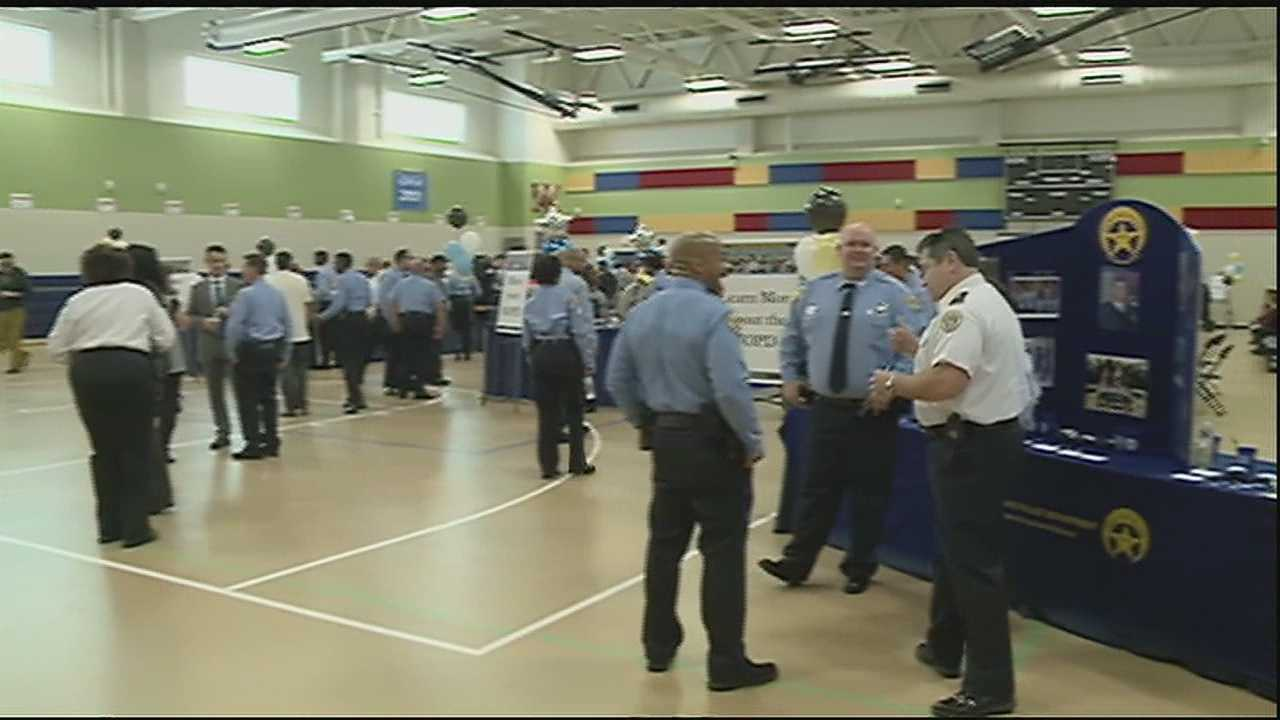 The New Orleans Police Department is working to boost recruitment.