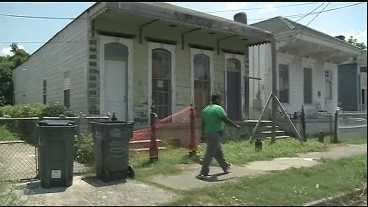 Members of the New Orleans City Council heard from angry and frustrated recipients of Road Home grant money