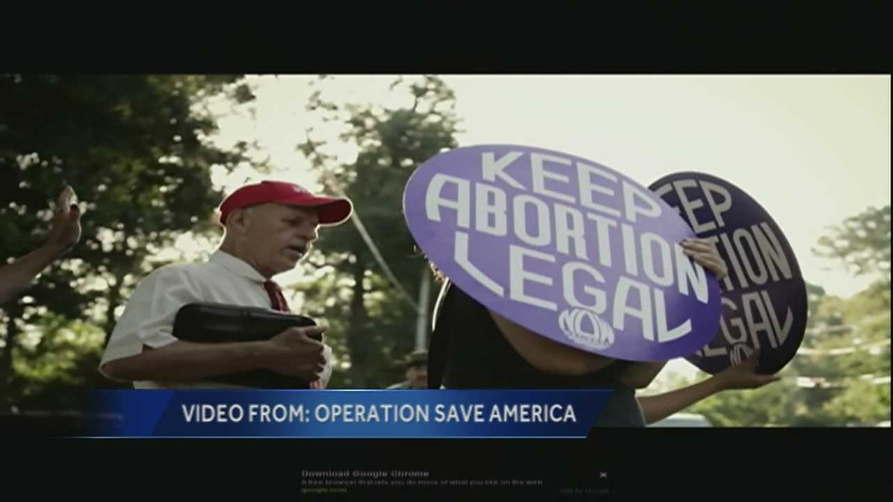Planned anti-abortion protest to happen in New Orleans