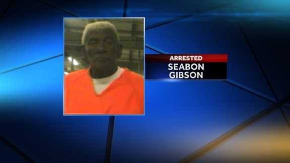 Seabon Gibson arrested.jpg