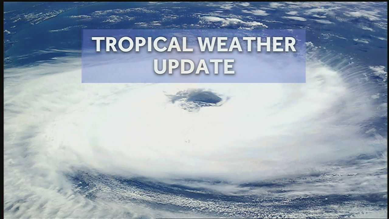 The Tropical Weather Update for July 22.