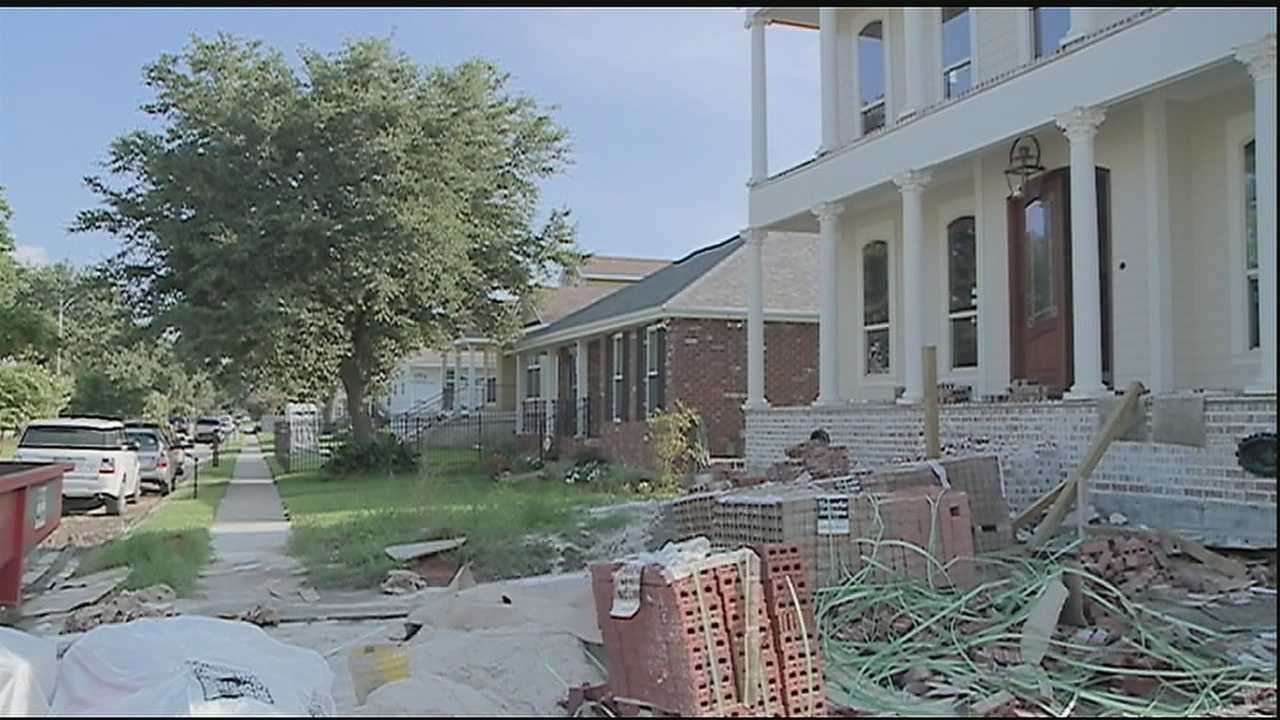 Contractor causing headaches for Lakeview residents