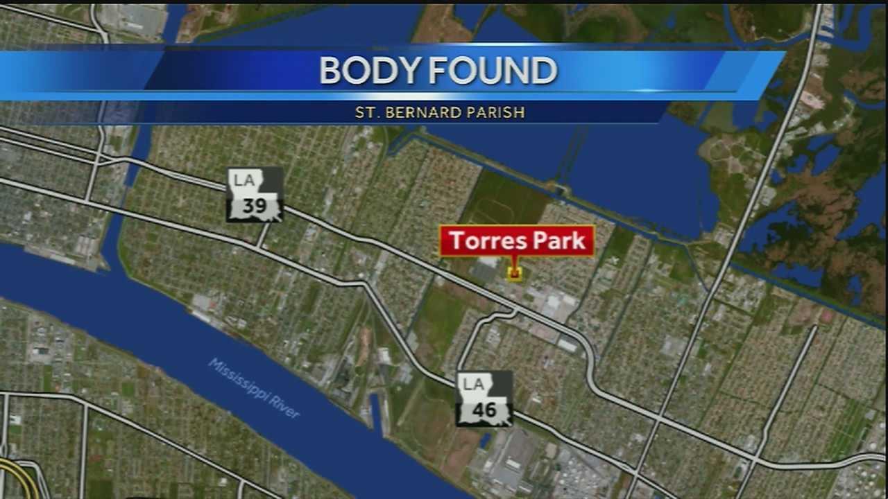 Body found in park in Chalmette