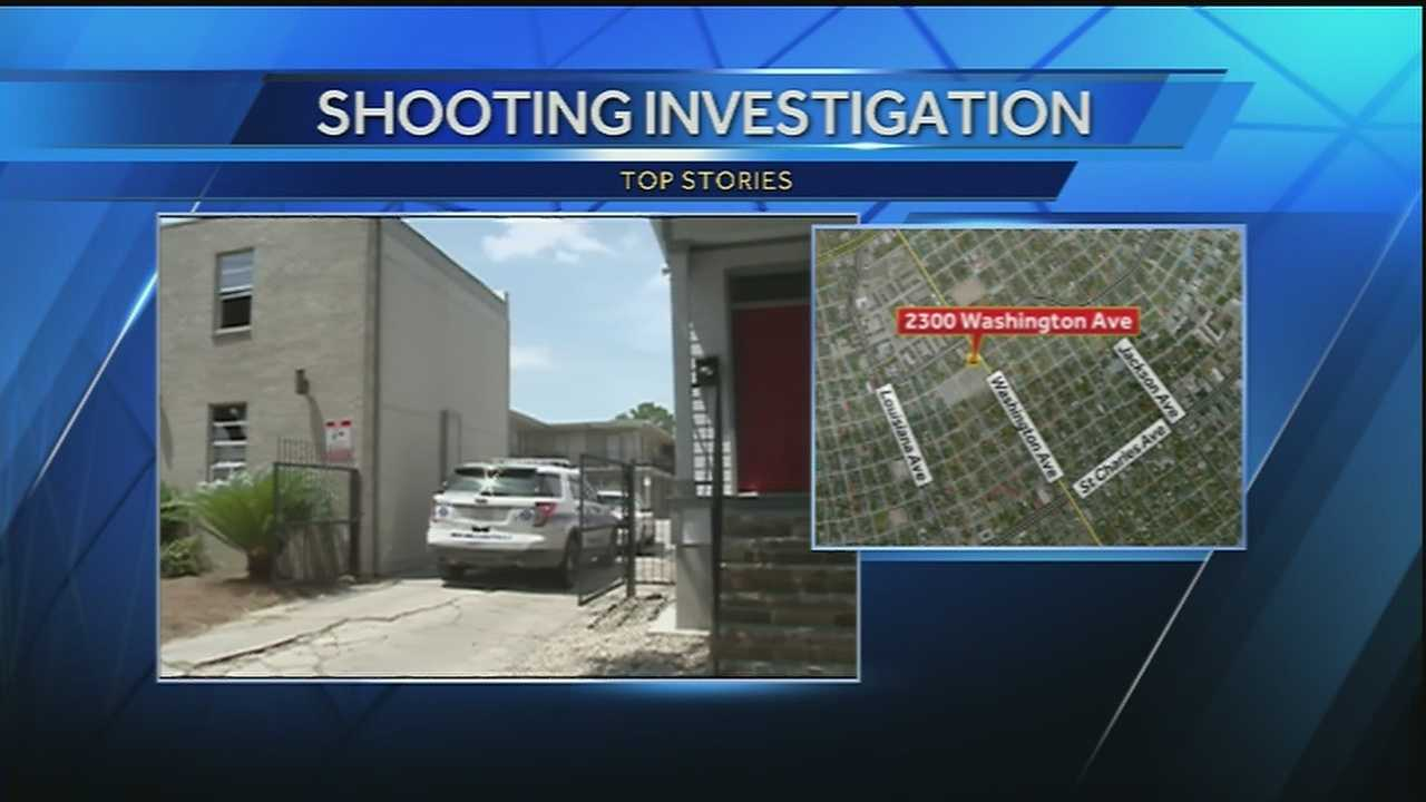 Police investigate shooting in Central City