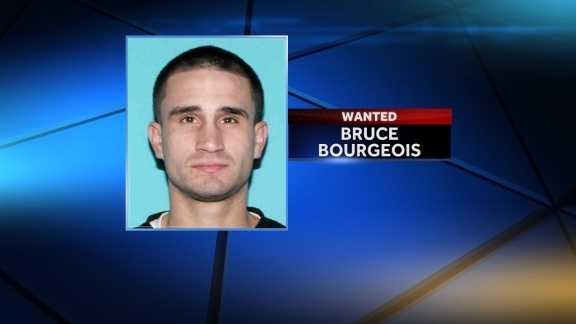 Bruce Bourgeois Jr., 34, was arrested Thursday evening in Independence.
