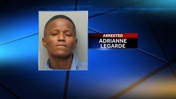 Adrianne Legarde arrested.jpg