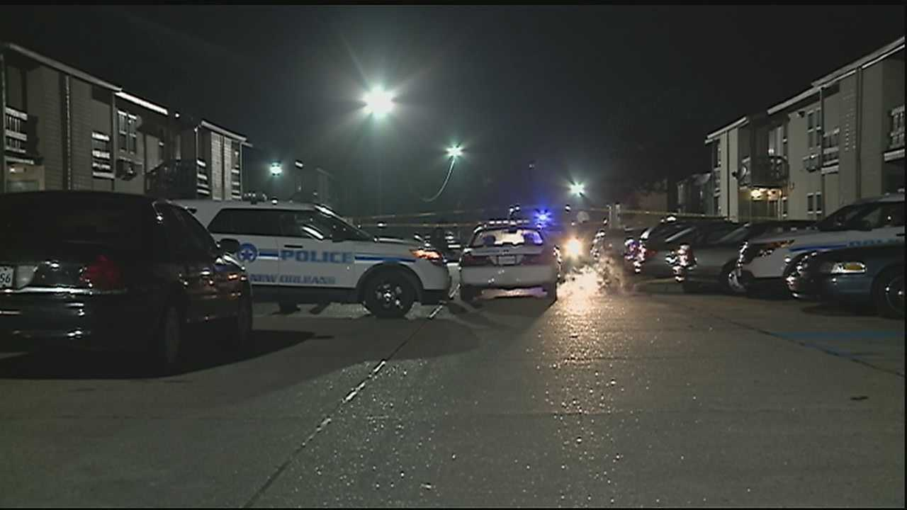 From shooting to armed robberies and burglaries neighbors say two apartment complexes along the I-10 Service Road in New Orleans East  have become hotbeds of crime and they want the city to crack down.