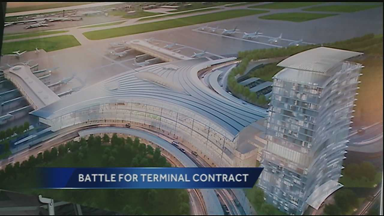 Bidding to build new terminal at Armstrong International