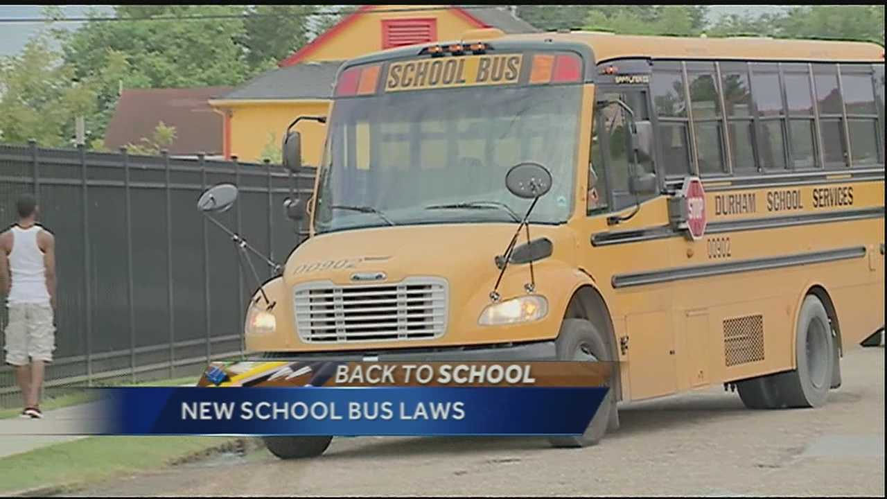 A new law for school bus drivers is presenting some challenges as the new school year gets under way in Louisiana. The law deals with where drivers can pick up and drop off kids along their routes.