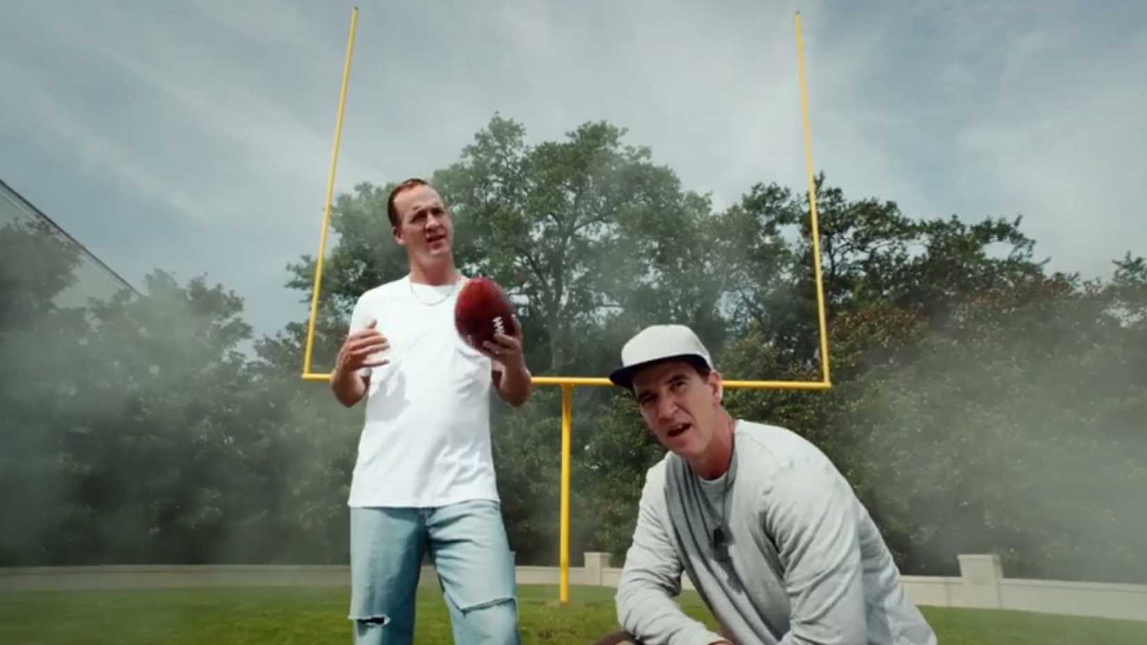 Manning Bros. Back With New Rap Video