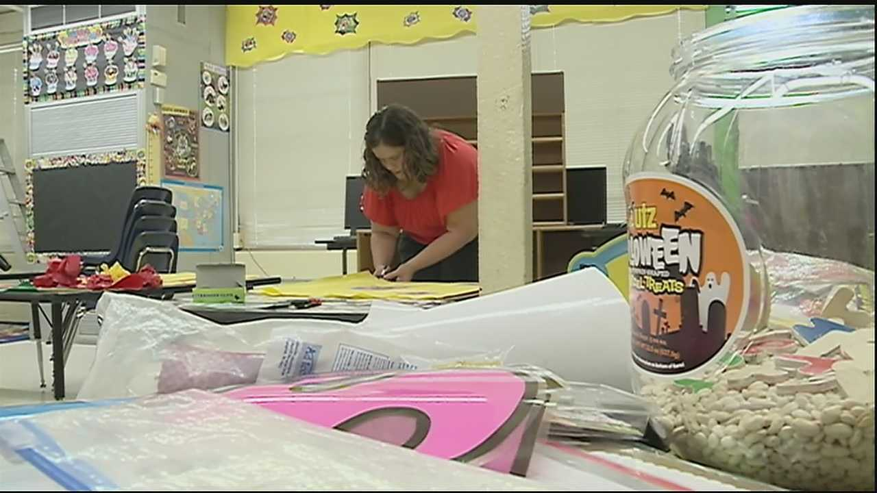As students have begun hitting the books again this school year, teachers have been hard at work for months making sure their classrooms and lessons make the grade.