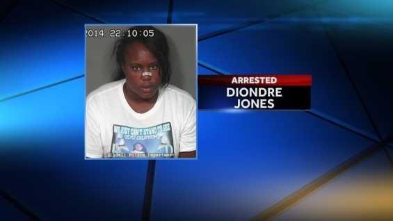 Diondre Jones arrested.jpg